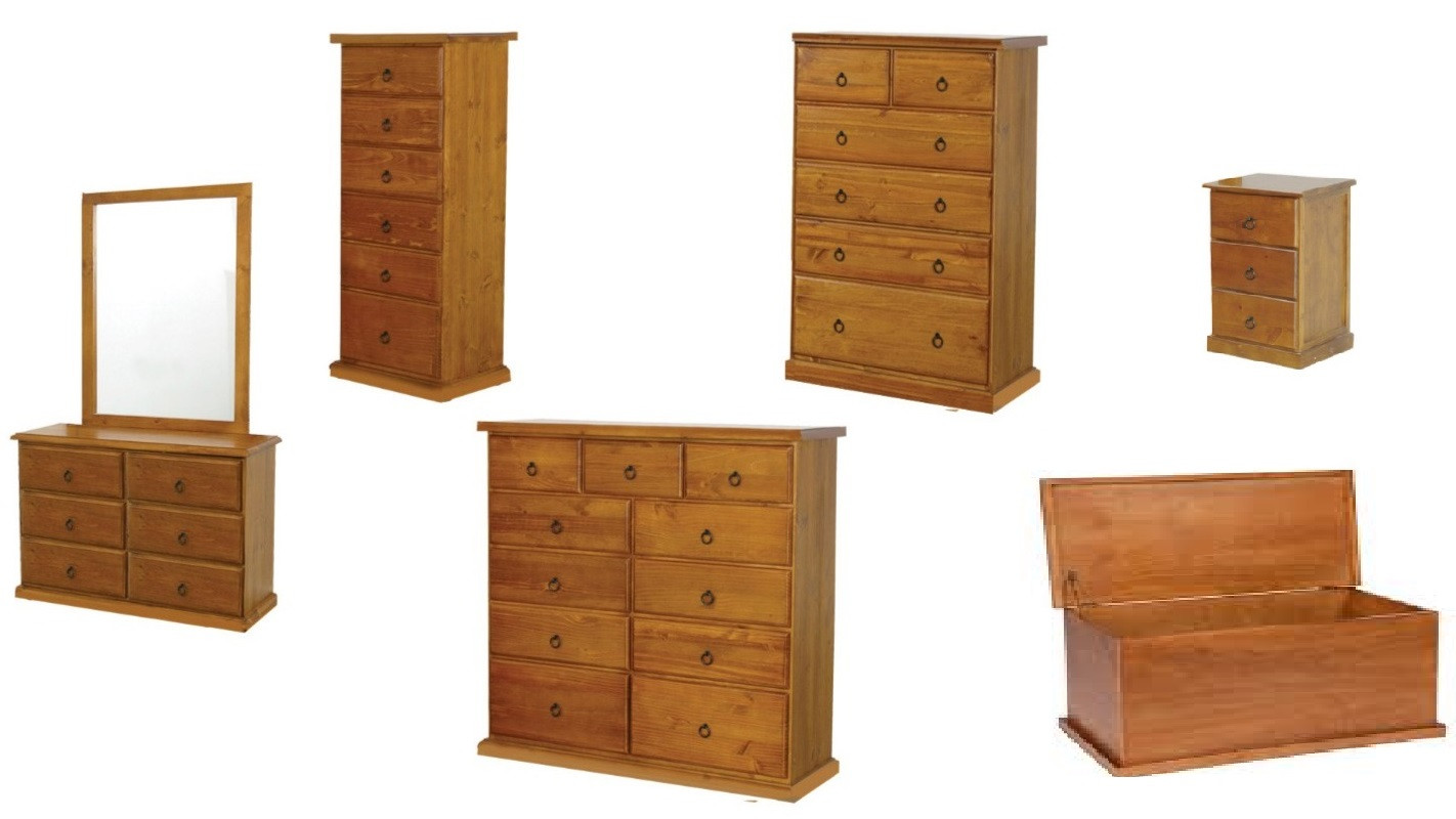 The terms we use when we talk about bedroom furniture