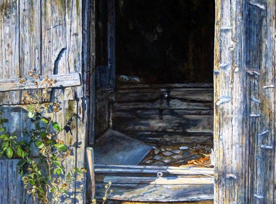 Barn Door II 20x30.jpg