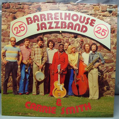 LP Barrelhouse Jazzband & Carrie Smith 1979 German