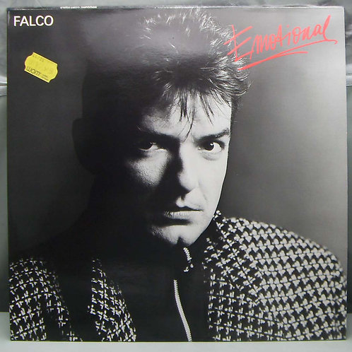 LP Falco ‎– Emotional 1986 Germany