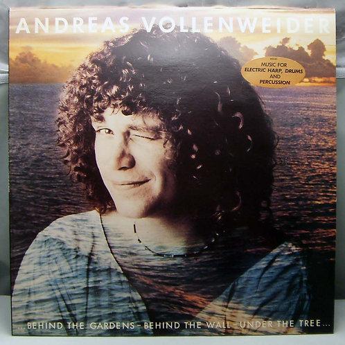 LP Andreas Vollenweider – Behind The Gardens 1981