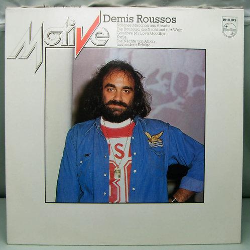 LP Demis Roussos - Motive 1976 Germany