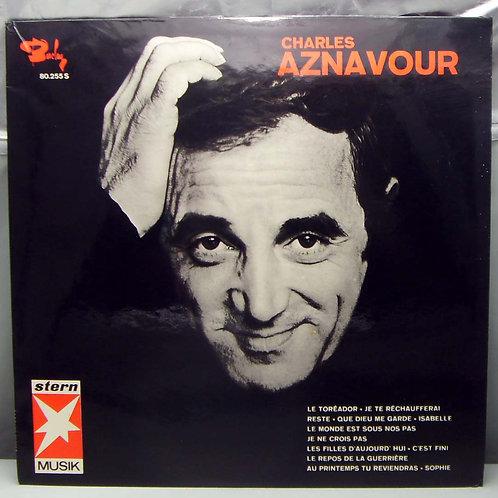 LP Charles Aznavour – Charles Aznavour 1965 DE