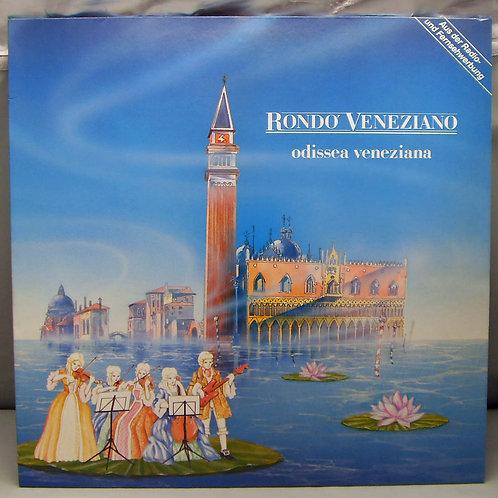 LP Rondo Veneziano – Odissea Venezia 1985 Germany