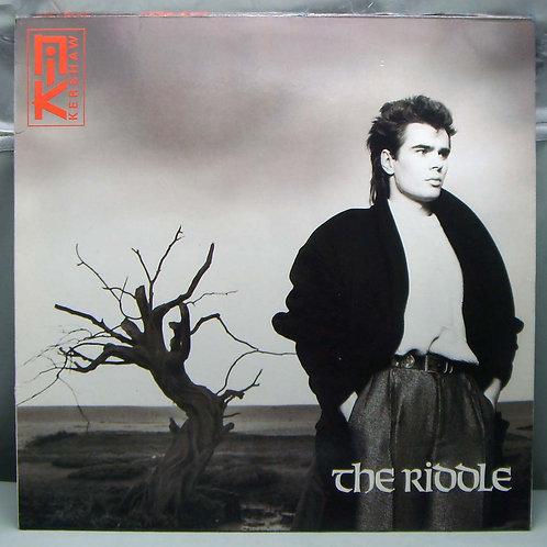 LP Nik Kershaw – The Riddle 1984 Germany