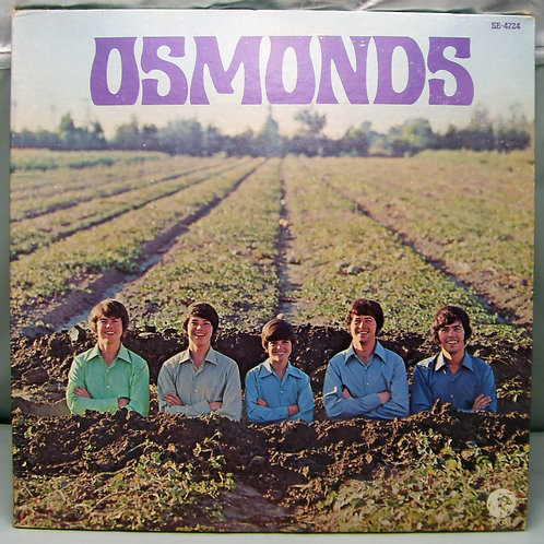LP Osmonds ‎– Osmonds 1971 USA