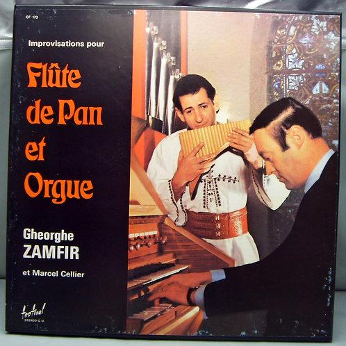 3LP BOX Gheorghe Zamfir France