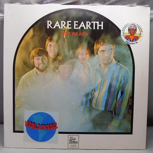 LP Rare Earth – Get Ready 1969 Germany