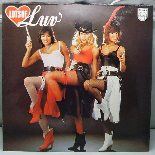 LP Luv' – Lots Of Luv' 1979 Germany