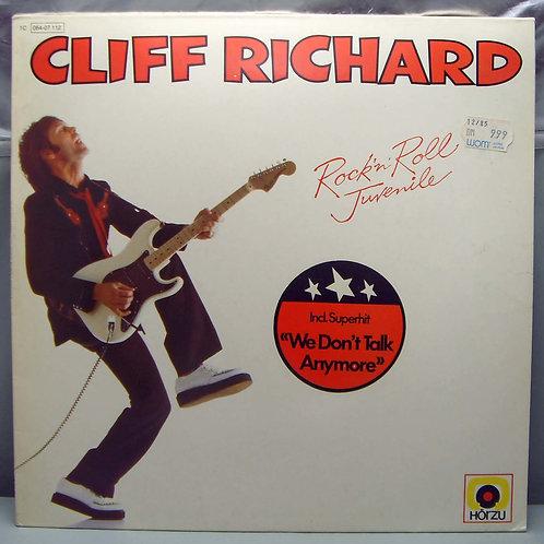LP Cliff Richard – Rock 'N' Roll Juvenile 1979 DE