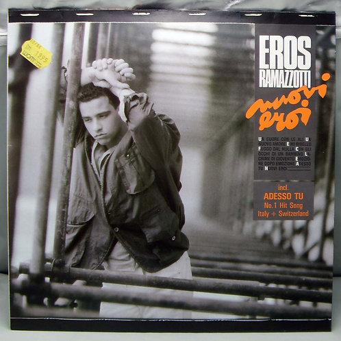 LP Eros Ramazzotti – Nuovi Eroi 1986 Germany