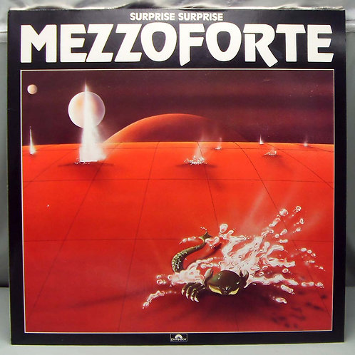 LP Mezzoforte ‎– Surprise, Surprise 1983 Germany