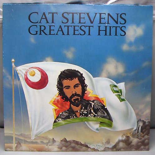 LP Cat Stevens ‎– Greatest Hits 1975 Germany