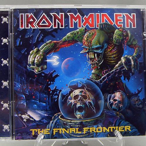 CD Iron Maiden - The Final Frontier 2010 EU