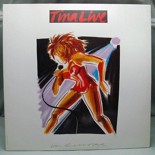 2LP Tina Turner – Tina Live In Europe 1988 Holland