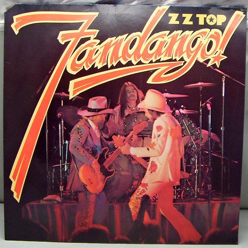 LP ZZ Top – Fandango 1975 Germany