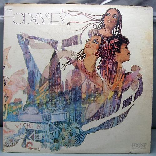 LP Odyssey – Odyssey 1971 USA