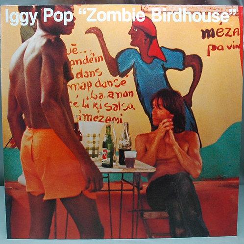 LP Iggy Pop – Zombie Birdhouse 1982 Germany