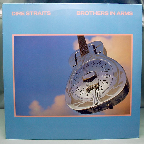LP Dire Straits ‎– Brothers In Arms 1985 Germany