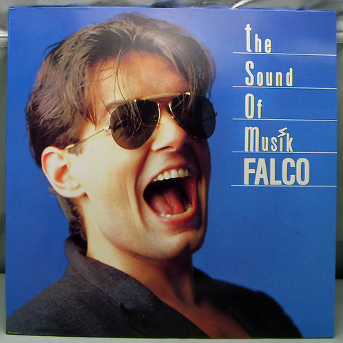 SP Falco – The Sound Of Musik 1986 Germany