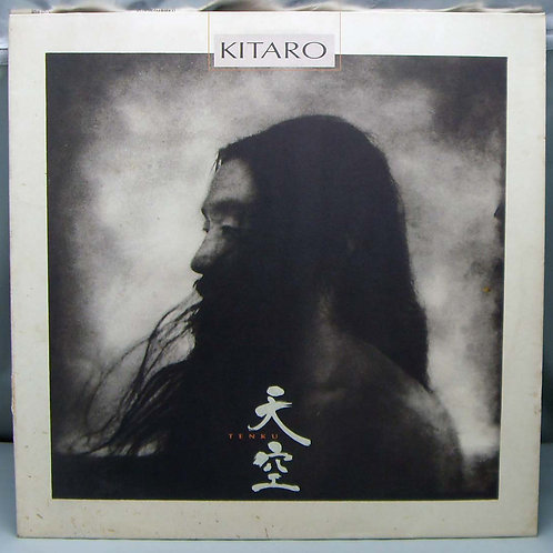 LP Kitaro ‎– Tenku 1986 Germany