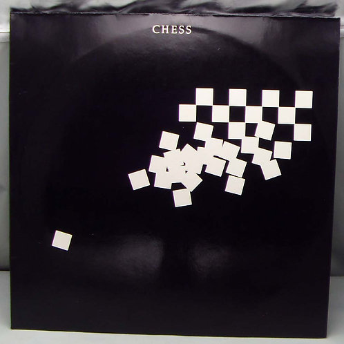 2LP Benny Andersson ‎– Chess 1984 Germany
