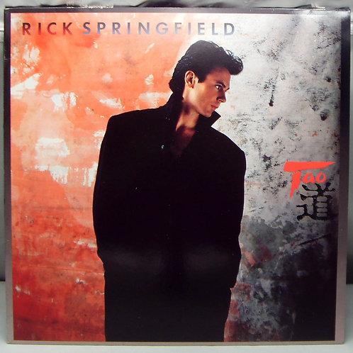 LP Rick Springfield – Tao 1985 Germany