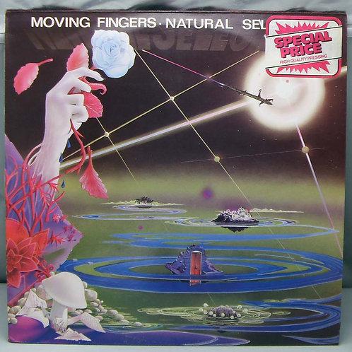LP Moving Fingers – Natural Selection 1986 German
