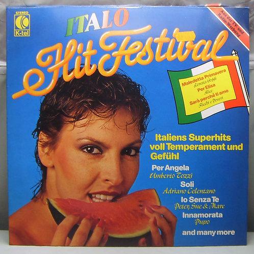 LP Italo Hit Festival 1981 Germany
