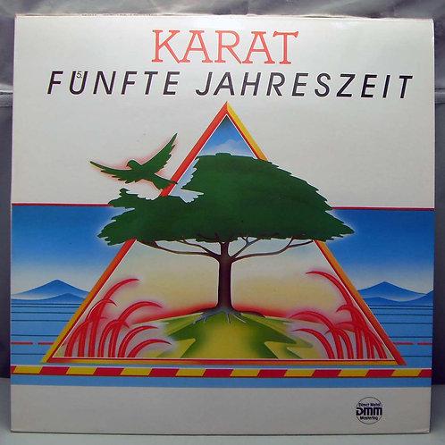 LP Karat – Fünfte Jahreszeit 1986 Germany
