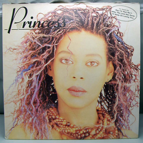 LP Princess ‎– Princess 1986 Germany