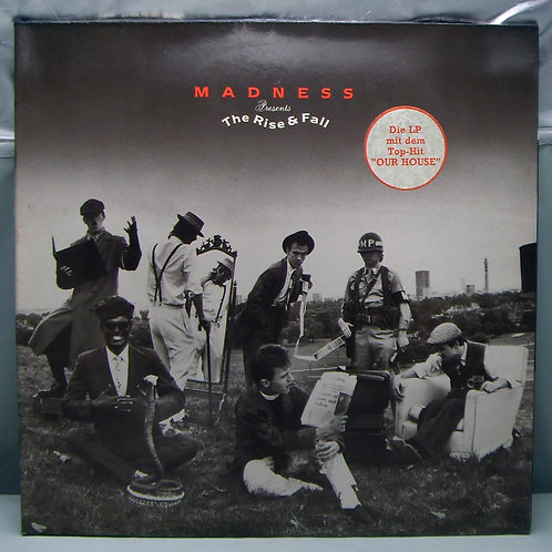 LP Madness – The Rise & Fall 1982 Germany