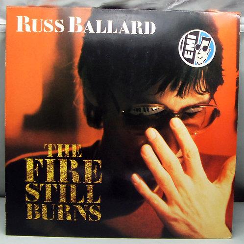 LP Russ Ballard – The Fire Still Burns 1985 EU