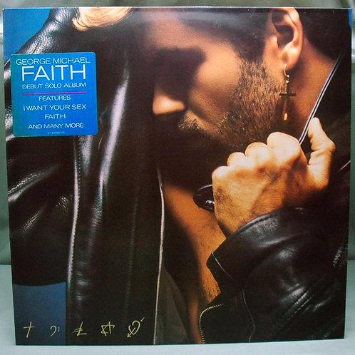 LP George Michael – Faith 1987 Holland