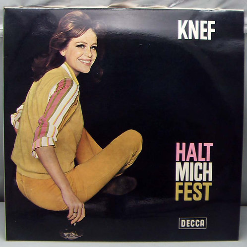 LP Hildegard Knef – Halt Mich Fest 1967 Germany