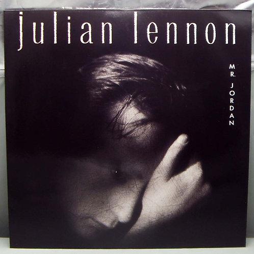 LP Julian Lennon – Mr. Jordan 1989 Germany