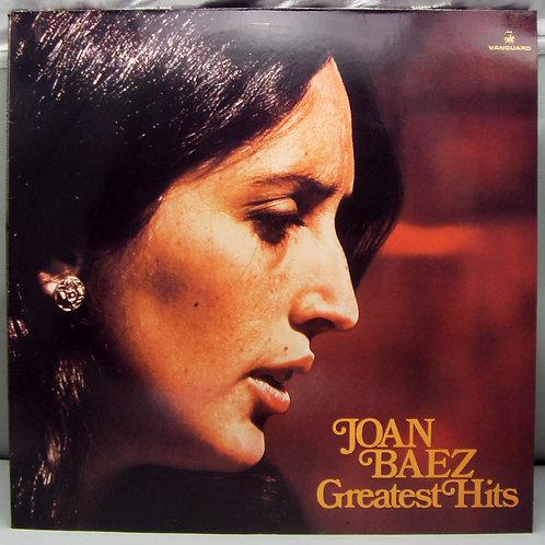 LP Joan Baez - Greatest Hits 1973 Germany