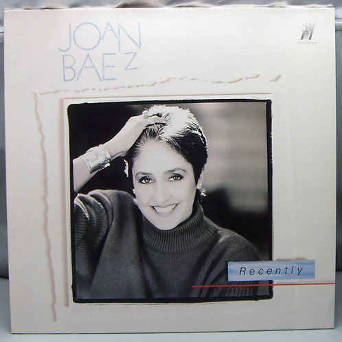 LP Joan Baez - Recently 1987 Germany