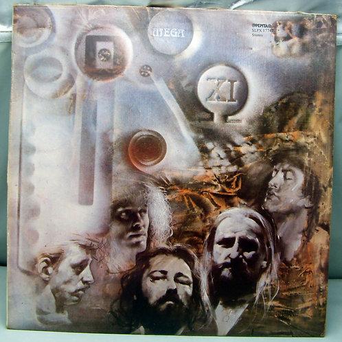 LP Omega – XI 1982 Hungary