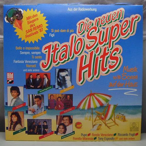 LP Die Neuen Italo Superhits 1987 Germany
