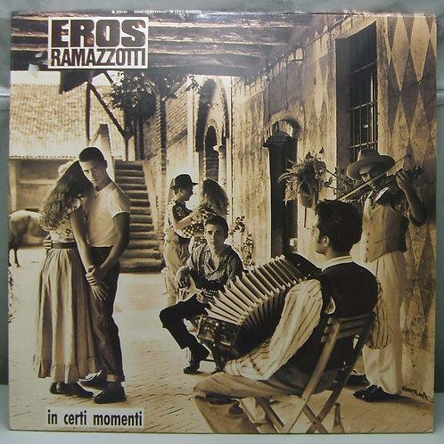 LP Eros Ramazzotti – In Certi Momenti 1987 German