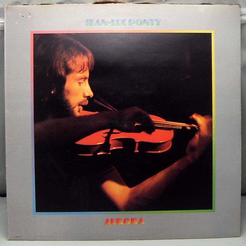 LP Jean-Luc Ponty – Aurora 1976 UK