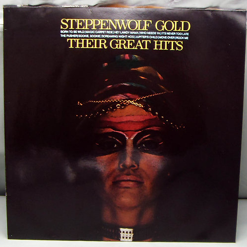 LP Steppenwolf – Their Great Hits 1970 Germany