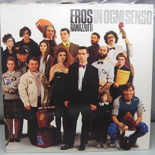 LP Eros Ramazzotti - In Ogni Senso 1990 Germany