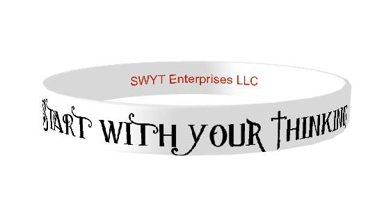 SWYT Wristband - Limited Edition