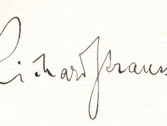 Richard Strauss, Sonata Op.6 for Violoncello and Piano