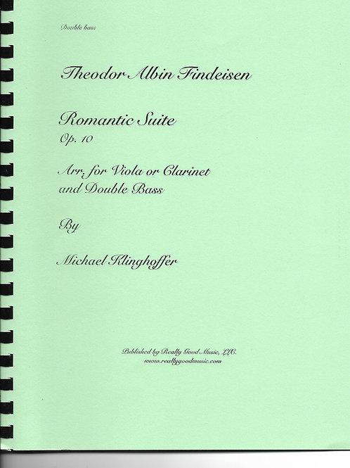 Findeisen Romantic Suite Complete