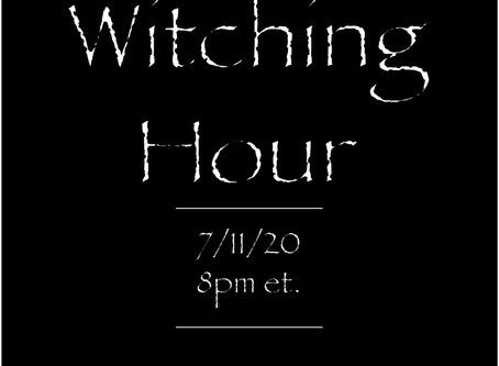 Witching Hour Sale Tonight!
