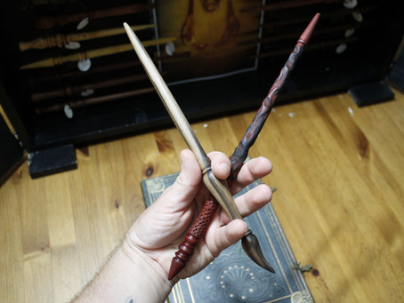Question of the day: Double Wands?