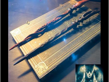 New wands online